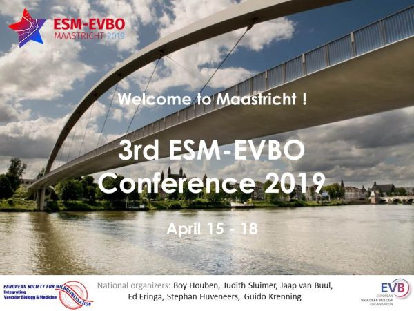 ESM EVBO 2019 save new date